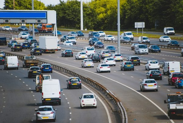 What to do if you breakdown on a motorway - Granite Breakdown
